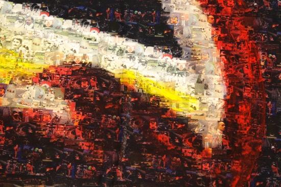"dettaglio mosaico ""Senna"""