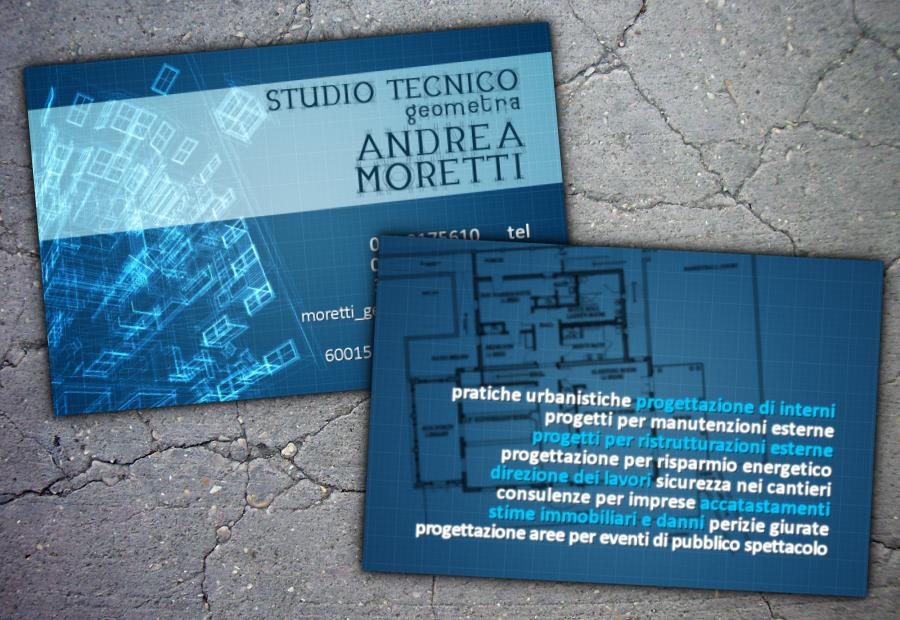 Preferenza biglietto da visita | Luca Centurelli JQ32