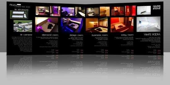 brochure per hotel
