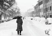 nevicata neve jesi ancona 2012