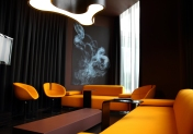 cigar room hotel pineta monsano jesi
