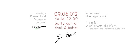 invito party di compleanno, retro