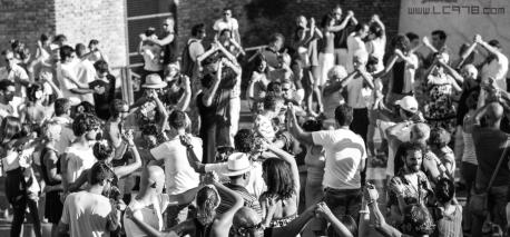 Mani in alto - Summer Jamboree 2012