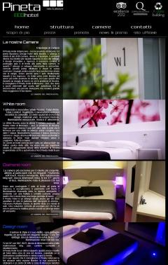 website per albergo