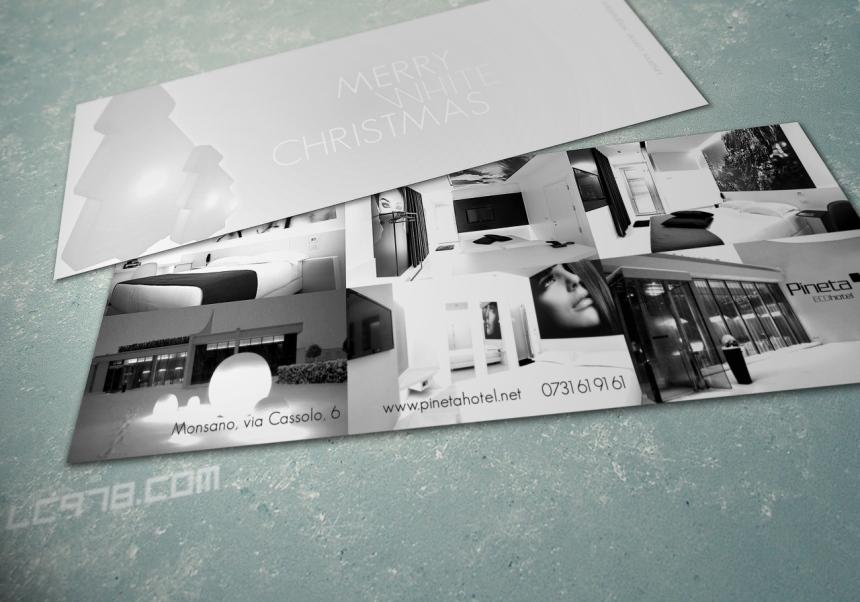 Cartolina Auguri Natale
