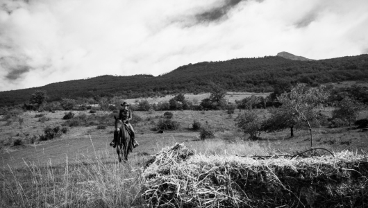 country band shooting photo reportage