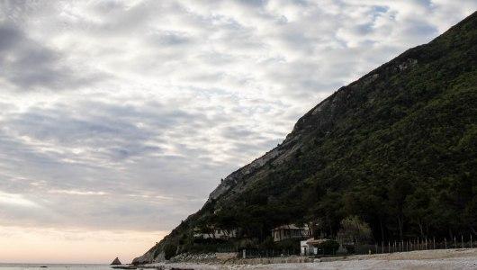 portonovo, spiaggia, ancona, conero