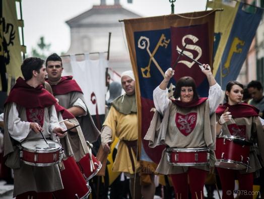 Palio di San Floriano, rievocazione storica Jesi