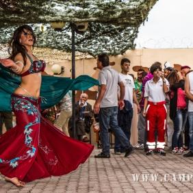 Fotografie spettacolo Danza del Ventre
