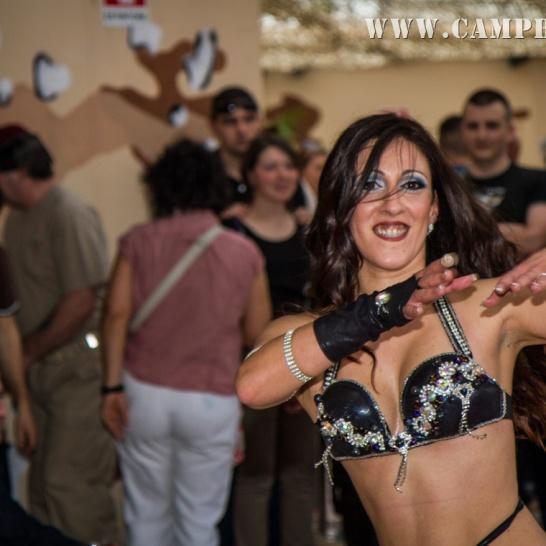 servizio fotografico ballerina danza del ventre