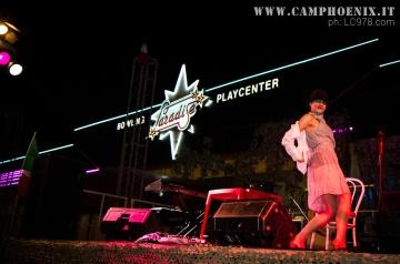 servizio fotografico per spettacolo burlesque