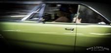 fotografo auto americane vintage