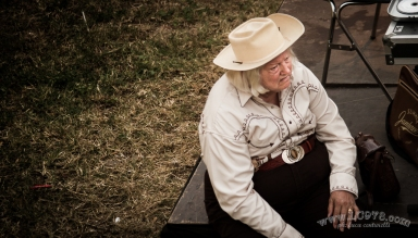 texas dj Summer Jamboree foto vintage