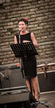 fotografo cantante Summer Jamboree Senigallia