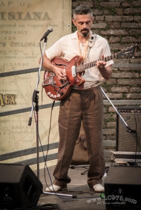 fotografo musicisti Summer Jamboree Senigallia