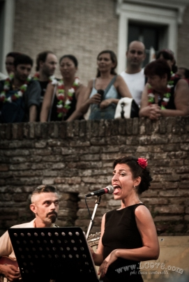 fotografie band Summer Jamboree Senigallia