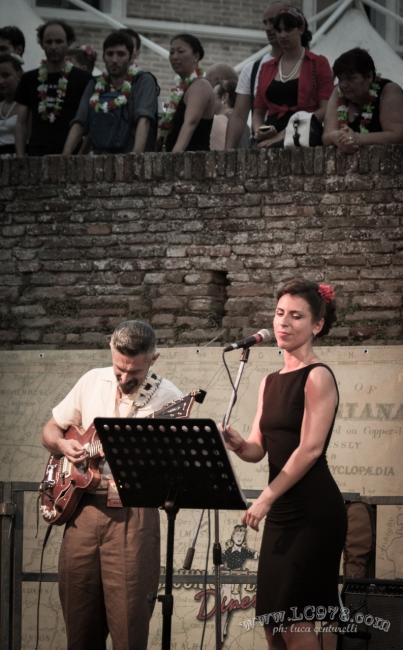 fotografo per band Summer Jamboree Senigallia