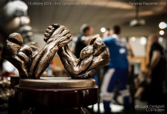 Paradise Playcenter competizioni Braccio di Ferro Italia 2013