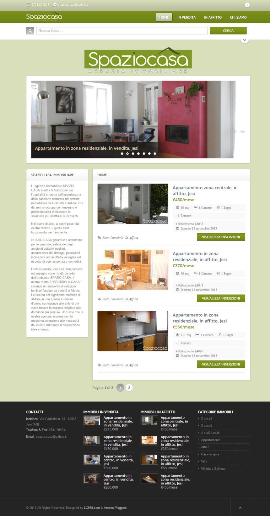 agenzia immobiliare sito