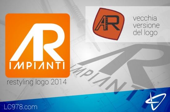 restyling grafico logo azienda ancona