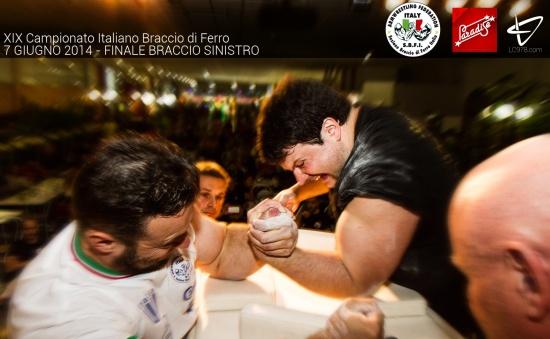xix campionato italiano braccio di ferro 2014 monsano jesi